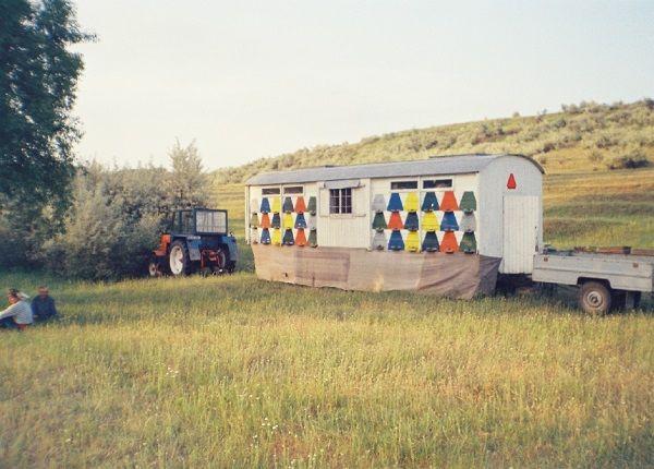 apicultura pastoral